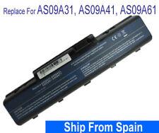 Bateria  para Packard Bell EasyNote TJ62 TJ63 TJ64 TJ65 TJ66 TJ67 TJ68