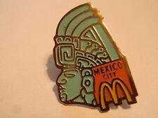pin's mac donald mexico city arthus bertrand