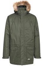 Trespass Jaydin Mens Parka Waterproof Coat %7c Jacket