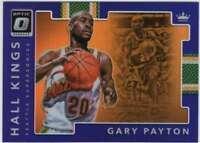2017-18 Donruss Optic Basketball Hall Kings Purple #26 Gary Payton Supersonics