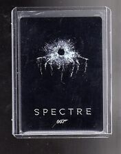James Bond Archive Spectre Edition  Movie Poster Metal Case Topper CT1 card