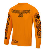 Mountain bike, MTB, DH tattoo sleeve long sleeve performance technical jersey