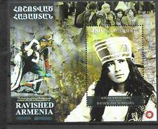 ARMENIA Sc 951 NH issue of 2013 - SOUVENIR SHEET - MOVIE