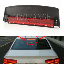 For Audi A4 S4 2009-2015 High Mount Stop Tail Lamp Rear 3rd Brake Light Center