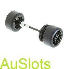 Scalextric W10212 Chevrolet Corvette Rear Wheel Axle Assembly (eg.c3185)