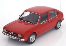 Alfa Romeo Alfasud 4P 1.3 1972 Red KK Scale 1:18 KK180021