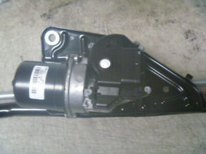 New 06-10 Ford F-150 Lincoln Front Windshield Wiper Motor w/Transmission Linkage