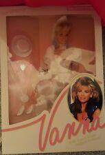 Limited Edition White Wedding Dress Accessories Vanna Doll 1991 Nib
