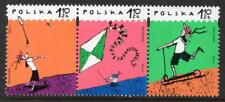 POLAND MNH 2002 SG3996-98 Children's Games