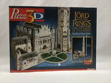 Puzz 3D The Lord Of The Rings Citadel Of Minas Tirith Wrebbit 2003 complete