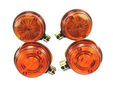 Intermitente Pas. F. Simson S51 S70 S50 SR50 Mz Ts Es ETZ 125 150 250 Naranja