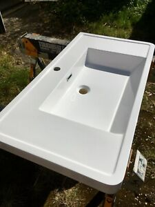 Drench Basin 90cm. Resin construction. Brand New Condition