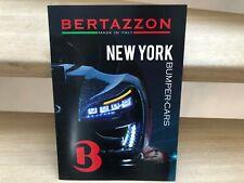Bertazzon NEW YORK bumper car brochure prospekt