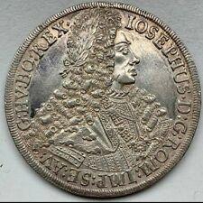 RDR / ÖSTERREICHJoseph I. 1705-1711Taler 1710, Hall. 28.86g. M.T. 811. Dav.