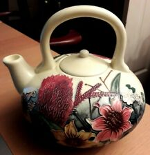 Beautiful Old Tupton Ware Collectable Teapot in Original Box Excellent