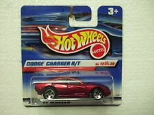 Hotwheels fe12/36 2000 #72 Dodge Charger R/T, on short card,