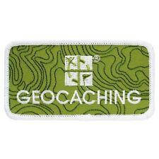 Geocaching Patch Klettverschluss Groundspeak für Molle Rucksäcke Klett
