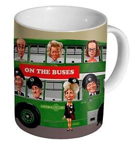 On The Buses #2 - Coffee Mug / Tea Cup