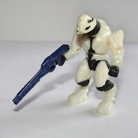 Halo Mega Bloks  White Covenant Elite Commando Mini Figure with Focus Rifle