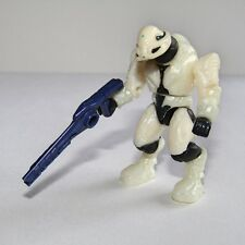 Halo Mega Bloks Blanc Covenant Elite Commando Mini Figure with Focus fusil