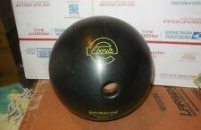 New listing Vintage Ebonite Gyro 1 Gyro Balanced 15.14 lb Urethane Bowling Ball Drilled