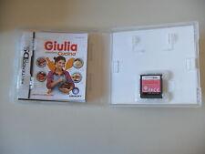 Gioco GIULIA PASSIONE CUCINA per Nintendo ds