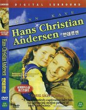 Hans Christian Andersen (1952) Danny Kaye / Farley Granger DVD NEW *FAST SHIP.*