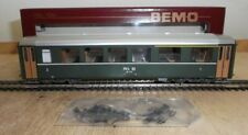 Bemo 3256 105 H0m Passenger Car 1. And 2. Class Der Rhb Ab 1545 Modelparts Boxed