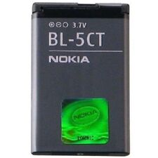 New Original OEM Nokia BL-5CT C3-01 C6-01 3720 5220 6730 6303 Battery 1200mAh