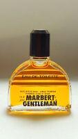 MARBERT - GENTLEMAN - 2 x 5 ml EDT *** 2 MINIATUREN incl. Geschenkbeutel ***