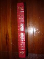 Magna Carta The Heritage of Liberty Anne Pallister Easton Press