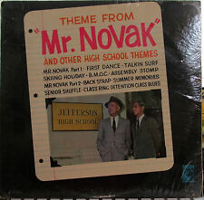 Mr. Novak & other High School Themes (TV Soundtrack) Mono) James Franciscus (ss)