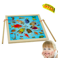 Autism Sensory Toys Special Needs Childrens Magnetic Fishing Motor Skills Game