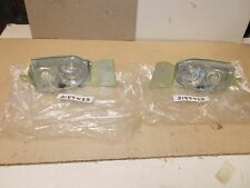 Mopar NOS Back-Up & License Lamps Assy. Lt. & Rt. 62 Plymouth Station Wagon