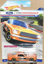HOT WHEELS FORD PERFORMANCE '65 MUSTANG 2+2 FASTBACK #1/8