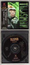 TALISMAN: HUMANIMAL CD JAPANESE JEFF SCOTT SOTO TAKARA HUMAN CLAY OUT OF PRINT