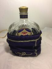 Crown Royal Canadian Whiskey 750ml Bottle and Bag