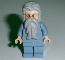 HARRY POTTER #43 Lego Albus Dumbledore NEW (Plain torso) 4842 Authentic Lego