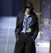 A/W 2006 Yohji Yamamoto Rayon POUR HOMME Men's Long-Sleeved Rayon shirt sz 4 NWT