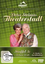 Peter Steiners Theaterstadl - Staffel 3 (Folgen 33-48) 8 DVD BOX NEU + OVP!