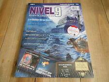 Revista Nivel 9 - Número 9 - juegos de rol - Nosolorol - Precintada