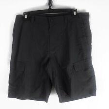 The North Face Cargo Mens Shorts 36 Gray Pockets