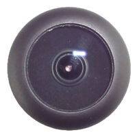 DSC Technology 1/3inch 1.8mm 170 Degree Wide Angle Black CCTV Lens for CCD Q8G3