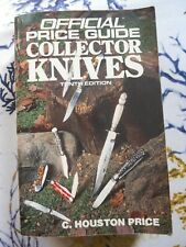 Official Price Guide Collectors Knives C Houston Price 1991