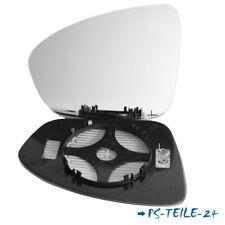 Spiegelglas für RENAULT MEGANE ab 2016 links konvex beheizbar elektrisch
