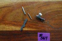 Ruger GP100 Small Parts Set Crane Latch, Pin, Screw Original Good Shape
