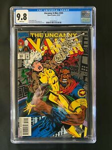 Uncanny X-Men #305 CGC 9.8 (1993) - Bishop cover