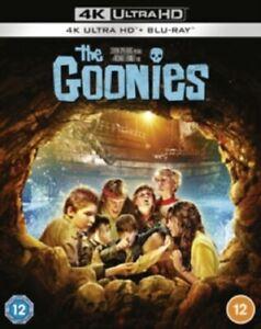 The Goonies (Sean Astin Josh Brolin Corey Feldman) 4K Ultra HD Region B Blu-ray