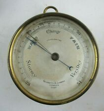 Antique Negretti & Zambra Barometer