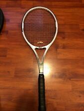 Wilson Reflex Midsize Tennis Strung 4-3/8 Pro Staff 6.0 Luxilon Alu Babolat Xcel
